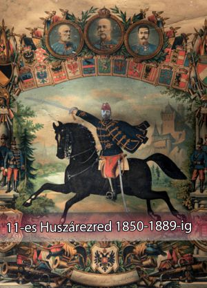 11-es Huszárezred 1850-1889-ig